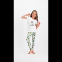 Vingino Girls Pyjama Wida White