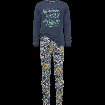 Vingino Girls Pyjama Wianna Navy