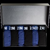 Cadeautip! Zaccini Six-pack heren boxershorts.