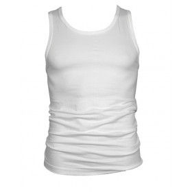 Beeren heren hemd Comfort Feeling Wit (stretch)