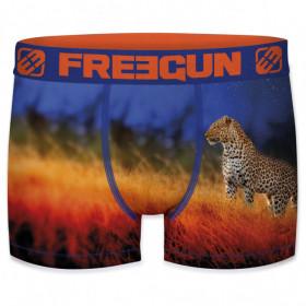 Freegun Jongens boxershort, Panter