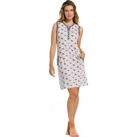Pastunette Mouwloos nachthemd 100-1