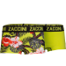 Zaccini meisjes shorts 2-pack, Jungle Flower.