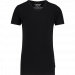 Vingino T-shirt Korte Mouw met V-neck, Black