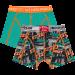 Vingino Jongens boxershorts 2-pack, Heroes
