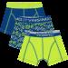 Vingino Jongens boxershorts 3-pack, Logo