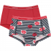 Vingino Meisjes Shorts 2-pack, Kiss and Pack