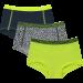 Vingino Meisjes Shorts 3-pack, Leopardacid
