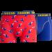 Zaccini heren boxershorts 2-pack, Birds